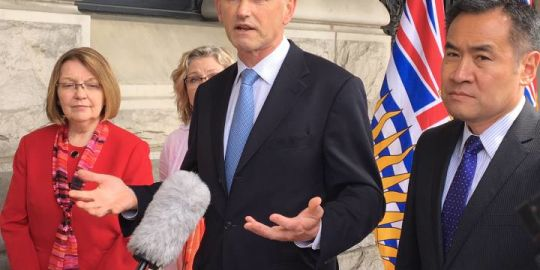 BC Liberals won't waive cabinet confidentiality on documents related to money laundering