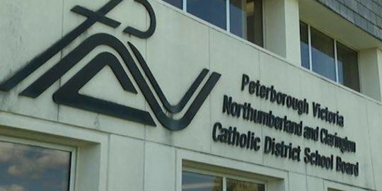 Catholic Board denies grade inflation at Peterborough high school