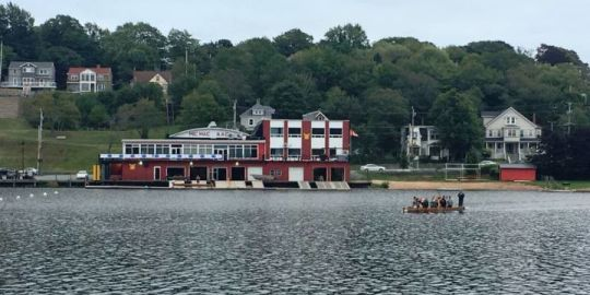 'It's really just part of who we are': How Lake Banook is part of the culture of Dartmouth