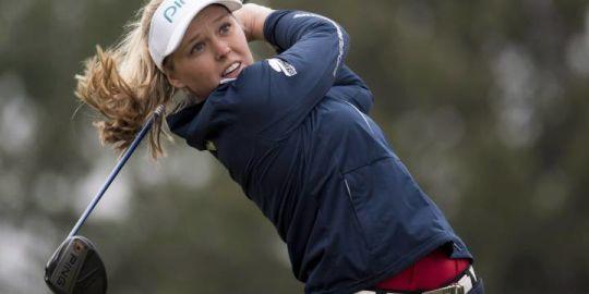 Brooke Henderson within striking distance at final major of LPGA