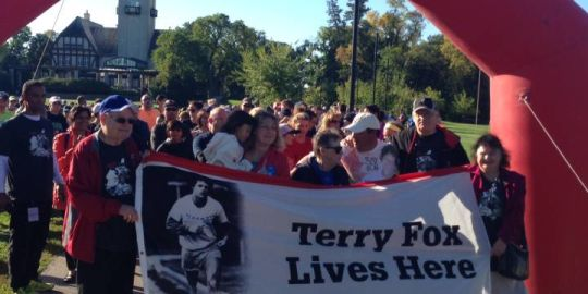 $700M and counting: Terry Fox continues to inspire 38 years later