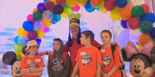 'This trip to them is everything': Winnipeg golf event raises funds to change lives