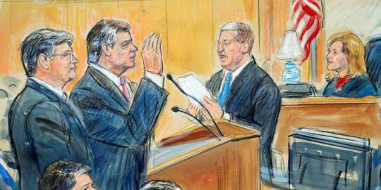 Paul Manafort`s guilty plea could shine light on possible Trump campaign Russia ties