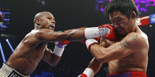 Floyd Mayweather says he's coming out of retirement for Manny Pacquiao rematch