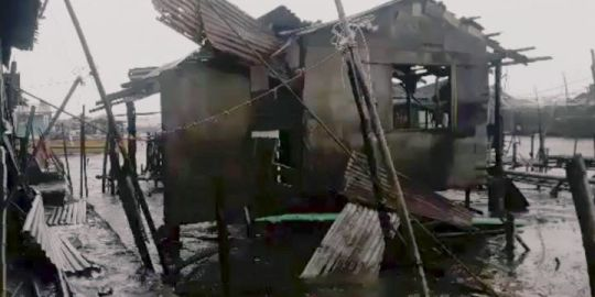 At least 25 dead after Typhoon Mangkhut barrels through Philippines