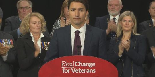 EXCLUSIVE: Trudeau Liberals leave $372M meant to help veterans unspent since taking office