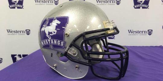 Western Mustang football team roars to huge 76-3 win over York Lions