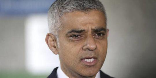 London mayor Sadiq Khan calls for second Brexit referendum