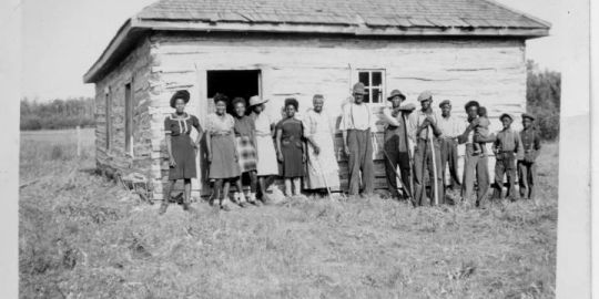 Saskatchewan church built by early black settlers receives heritage designation