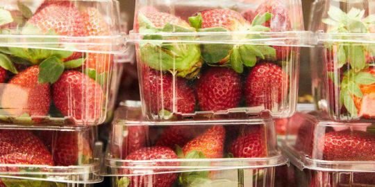 Australians report needles in strawberries across the country