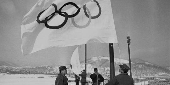 Sapporo drops bid for 2026 Winter Olympics following earthquake