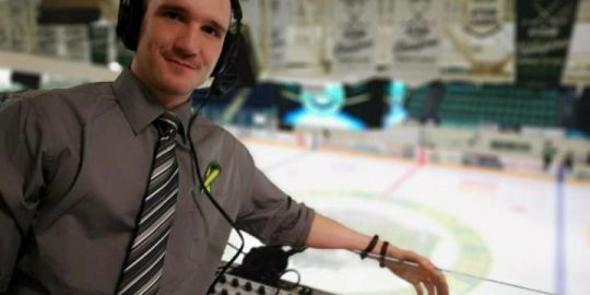 Winnipeg broadcaster the new voice of the Humboldt Broncos
