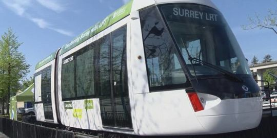 City of Surrey gearing up to 'sell' LRT to the public