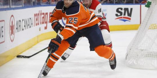 Edmonton Oilers sign Darnell Nurse to $3.2M deal