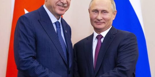 Russia and Turkey agree on demilitarized zone in Syria's Idlib