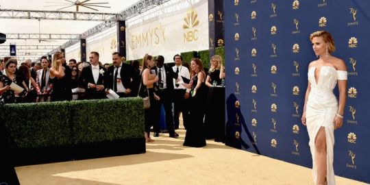 Emmy Awards 2018: The best and worst red carpet looks