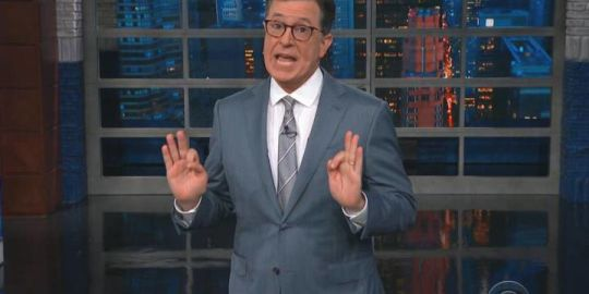 B.C.'s Attorney General says this Stephen Colbert video explains why province is suing opioid companies