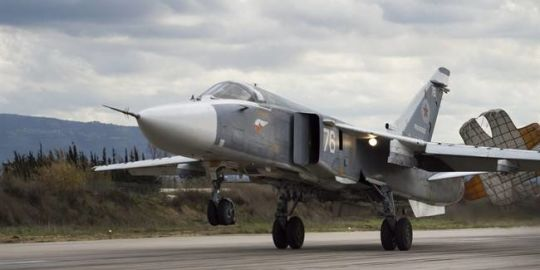 Russia blames Israel after military plane shot down near Syria
