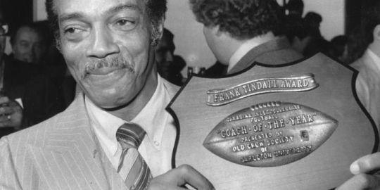 Hamilton high school named after football pioneer Bernie Custis