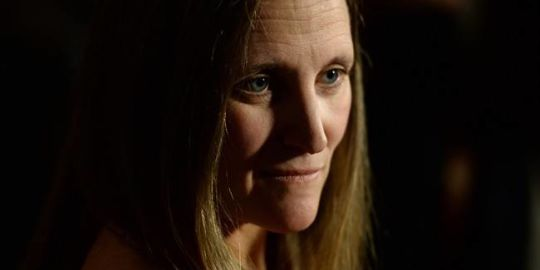Freeland vows Canada 'will act appropriately' in response to poisoning of Canadian Pussy Riot member