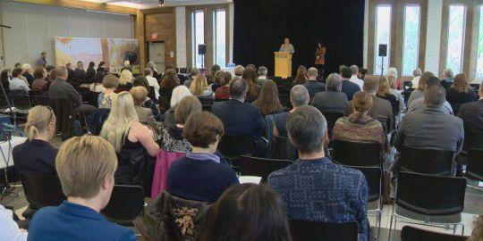 University of Saskatchewan 'building reconciliation' through forum