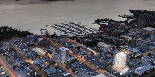 Brooklyn tower in downtown Kelowna 70 per cent sold