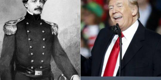 Donald Trump calls Confederate leader Robert E. Lee a 'great general'