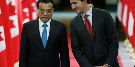 Study says Canada needs trade with China, but the USMCA will make that more challenging