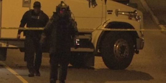 'Bomb-making components' in Nanaimo tent city were commercial fireworks: RCMP