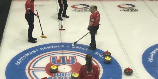 Kelowna playing host to world mixed curling championship