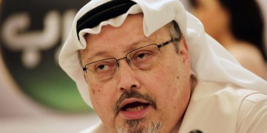 Newspaper says Turkey officials have audio of Saudi journalist's murder from his Apple Watch