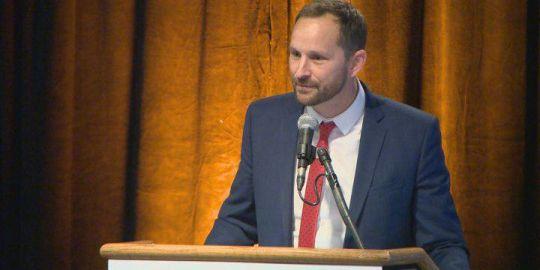 Sask. NDP leader unveils 'Renew Saskatchewan' clean energy program