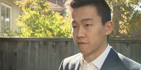 Vancouver 1st school board candidate breaks with party over SOGI video