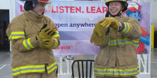 Calgary firefighters encourage public to be prepared as Fire Prevention Week ends