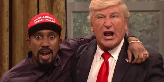 'Saturday Night Live' takes on Kanye West's Oval Office speech in latest cold open