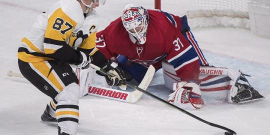 Tatar scores twice in regulation, Canadiens beat Penguins 4-3 in shootout