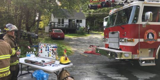Cobequid Road, Evans Avenue fires determined to have been deliberately set: Halifax fire