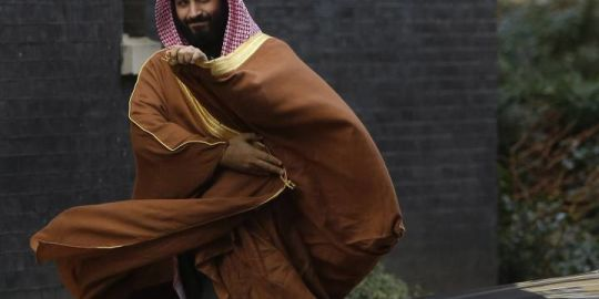 The dark side of Saudi Arabia's youthful crown prince Mohammed bin Salman