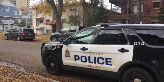 Police investigating suspicious death at downtown Edmonton apartment