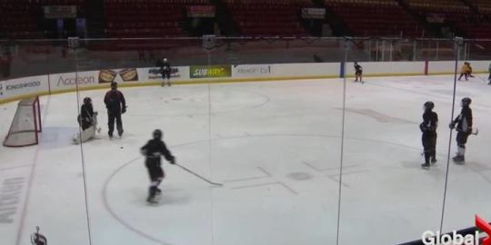 'It's something special': UNB Women's Varsity Hockey Team back on the ice