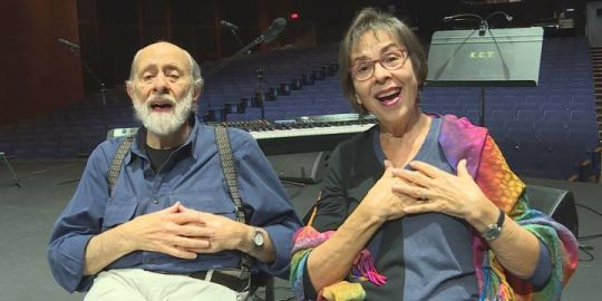 Iconic Canadian children's musical group Sharon and Bram bid a 'Skinnamarink' farewell on final tour