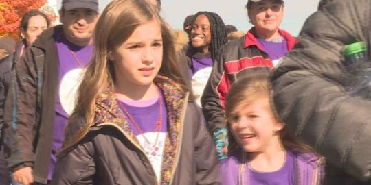 10th annual Walk4Friendship event raises funds to support youth with special needs
