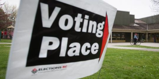 Winnipeggers taking advantage of advance polls