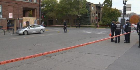 'We fear for her life:' Pedestrian injured in Montreal collision
