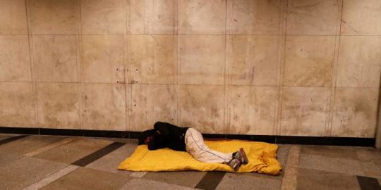 Hungary implements ban on homeless people sleeping on the streets