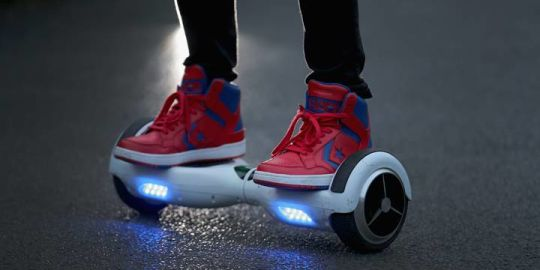 Man arrested while riding stolen hoverboard in City of Kawartha Lakes