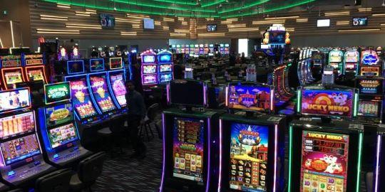Sneak peek inside the new Peterborough casino