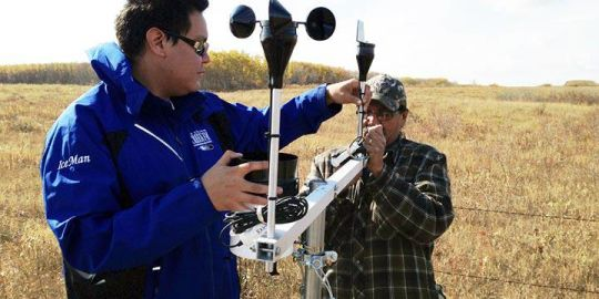 Climate monitoring stations on Sask. First Nation to help form adaption plan