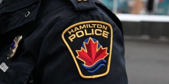Woman chased, man stabbed, suspect arrested in Hamilton