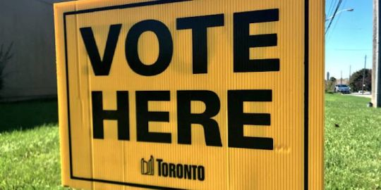 Toronto election 2018: Advance voter turnout drops amid shift to 25 wards